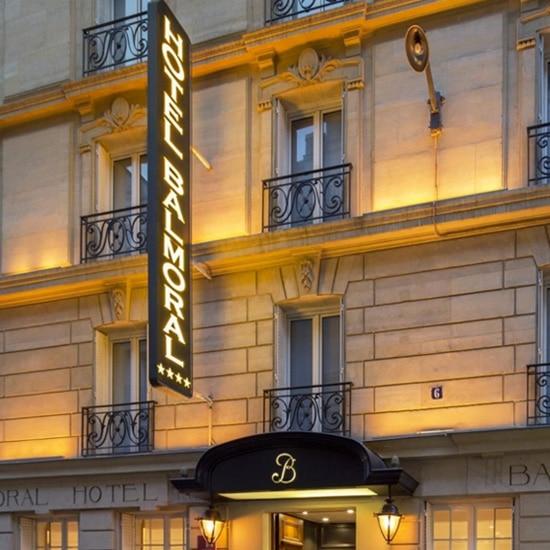 L'hôtel Balmoral : un client de Pur-Ethanol
