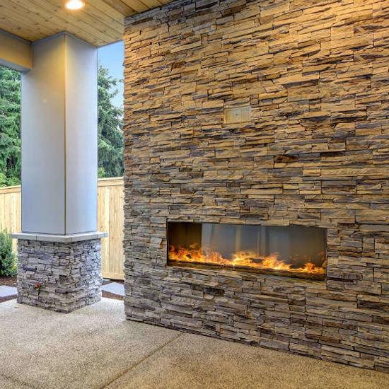 Vos cheminées au bio-ethanol s'utilisent aussi en terrasse !
