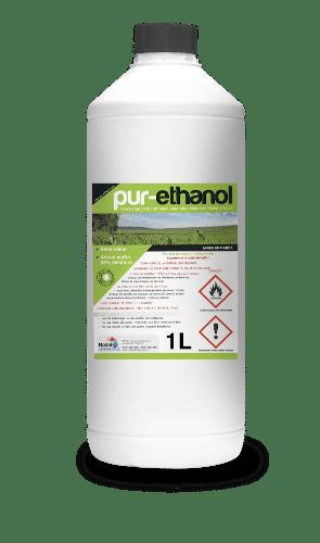 Bioéthanol 1 litre